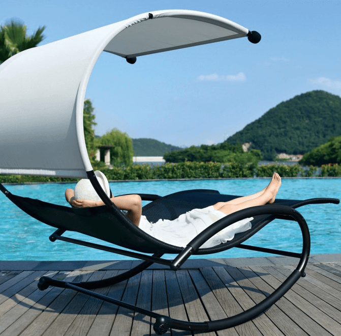 double-rocking-lounger